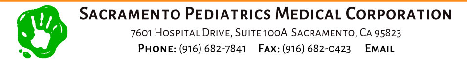 Sacramento Pediatrics Medical Corporation